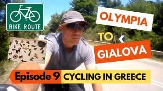 Cycling in Greece Episode 9 - Olympia to Gialova
