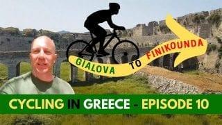 Cycling in Greece Episode 10 - Gialova to Finikounda