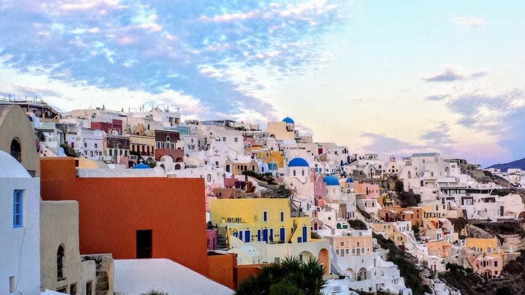 One day in Santorini - things to do