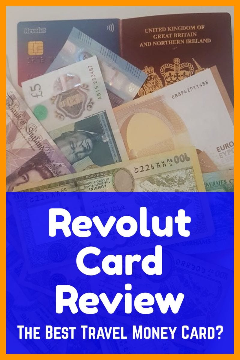 Revolut Card Review - The Best Travel Money Card?