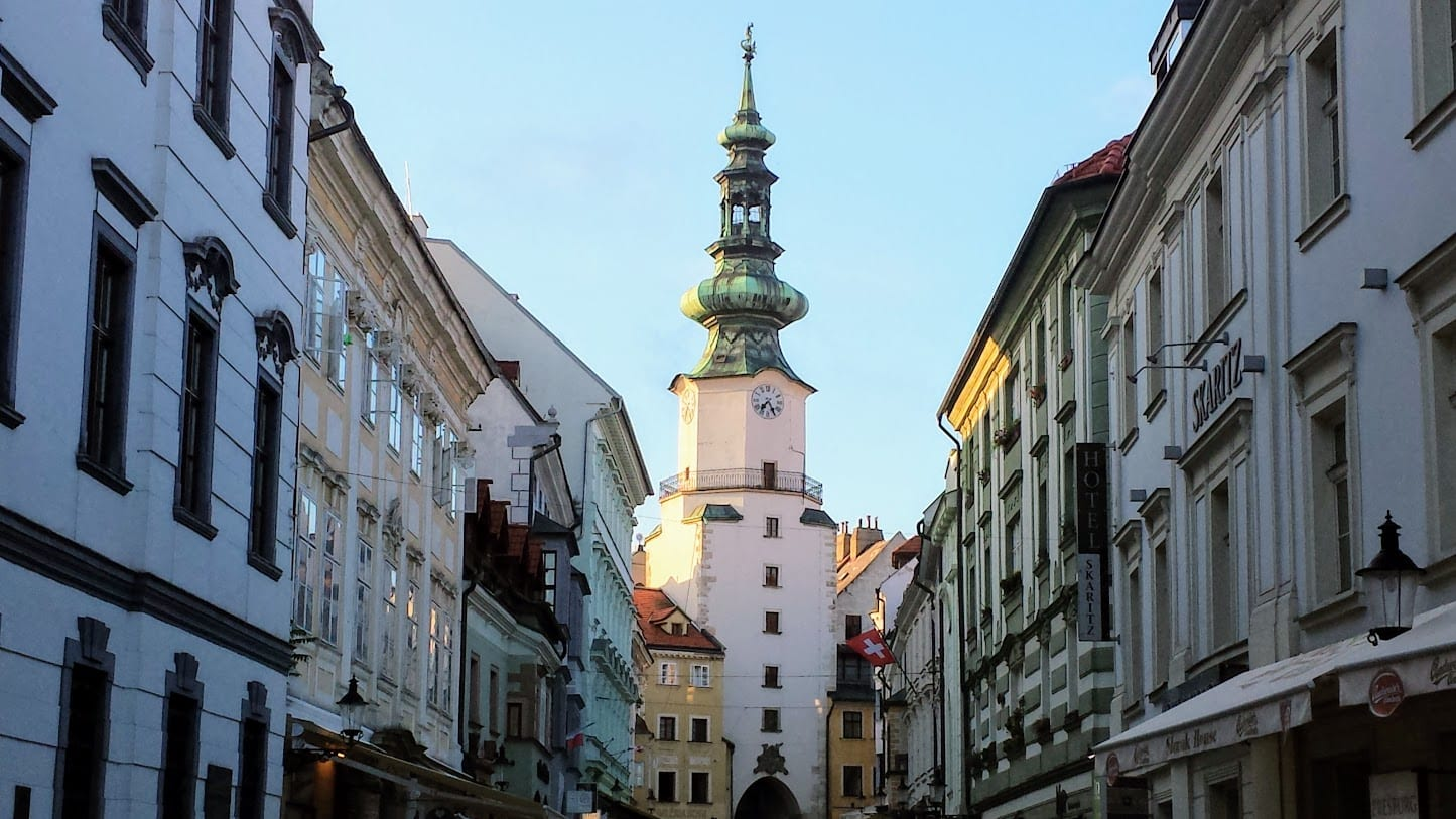 Things to do in Bratislava in a day