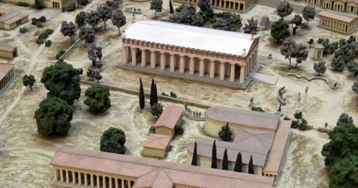 Day Trip to Ancient Olympia from Zakynthos