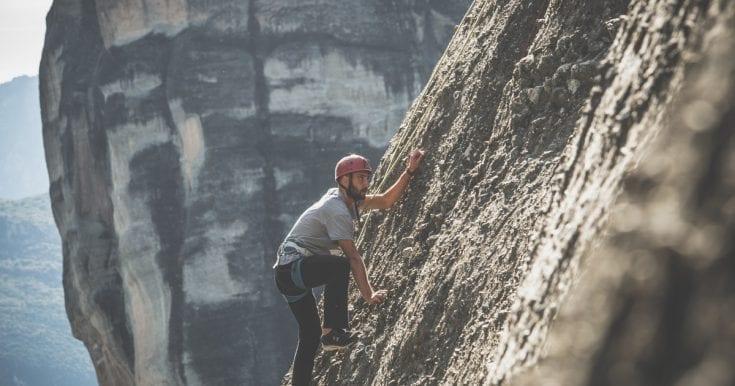 Meteora: Rock Climbing Experience