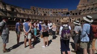 Colosseum Underground & Ancient Rome Tour (Guided tour – 3.5 hours)