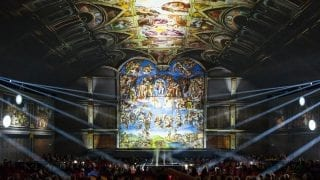 The Last Judgement: A Musical and Visual Spectacle (Performance)