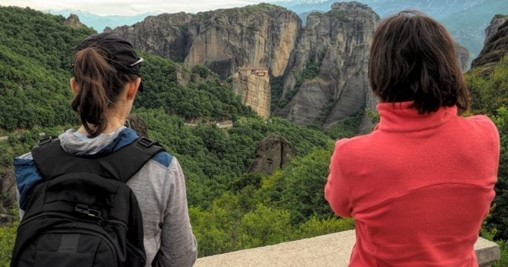 Meteora private customized tour