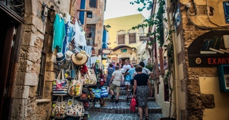 Chania Walking Tour and Food Tasting