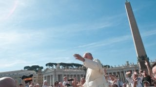 Papal Audience Experience Tickets with Expert Guide Included (Audience Experience)