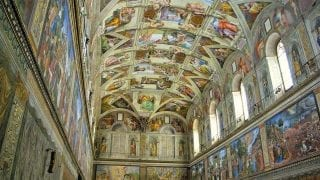 Vatican – Early Entry to Museums, Sistine Chapel & St Peter's Basilica (Guided Tour – 3 hours)