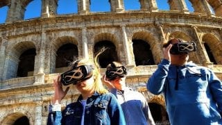 Colosseum Skip-the-Line Self-Guided Virtual Reality Tour (VR experience – 2 hours)