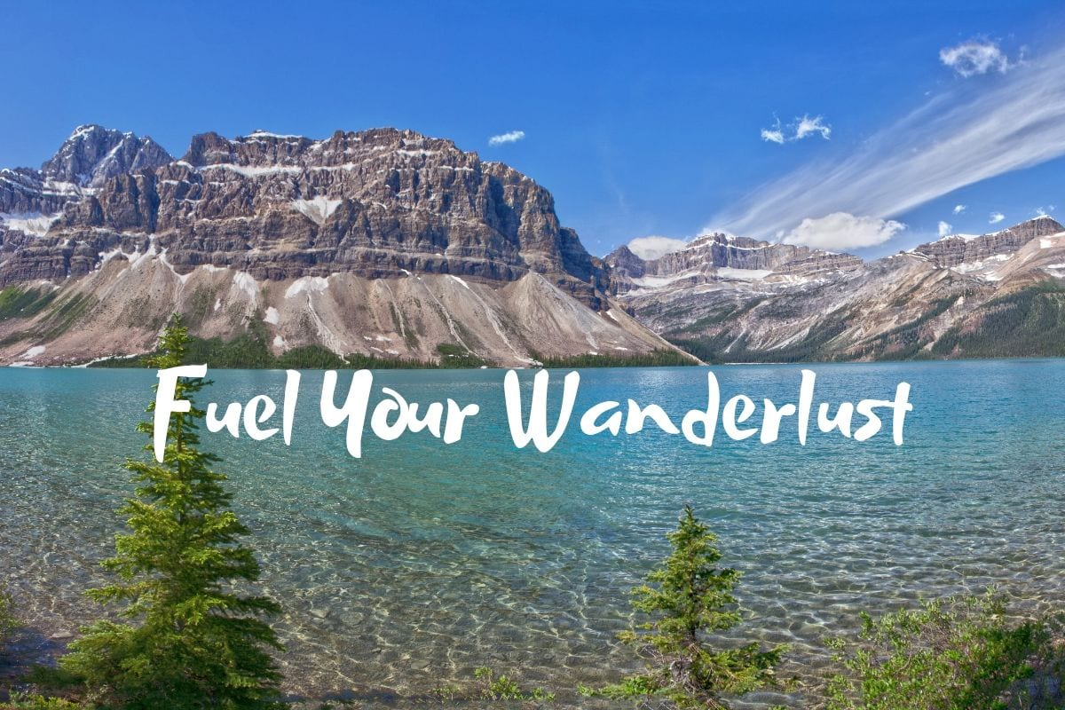 Fuel your wanderlust with these inspiring travel quotes