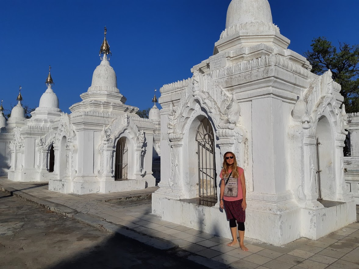 The World's Biggest Book in Mandalay