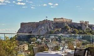 ★★★★★ Electra Metropolis, Athens, Greece