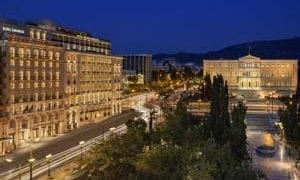 ★★★★★ King George, a Luxury Collection Hotel, Athens, Greece