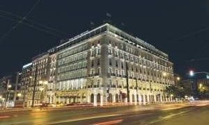 ★★★★★ Hotel Grande Bretagne, a Luxury Collection Hotel, Athens, Greece