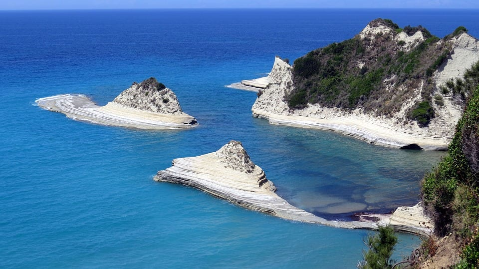 A look at Corfu in Greece