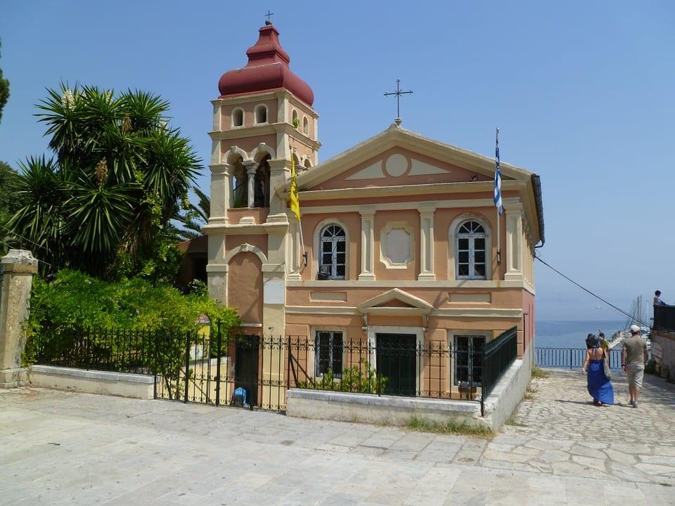 Church in Corfu