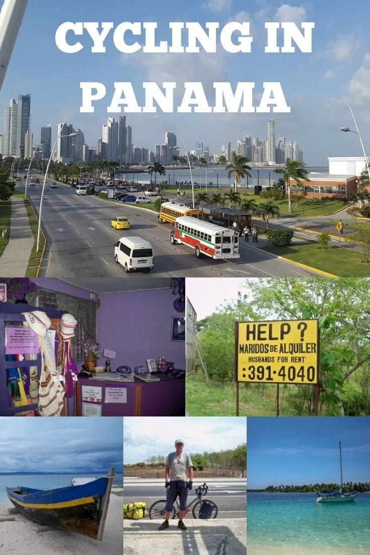 Cycling in Panama