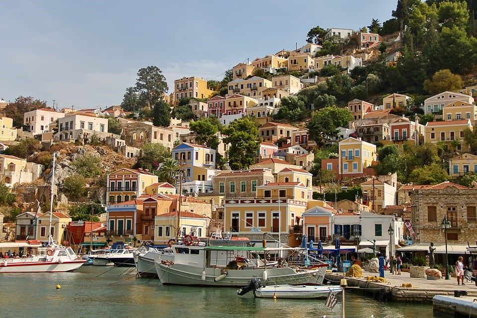 Zymi in Greece