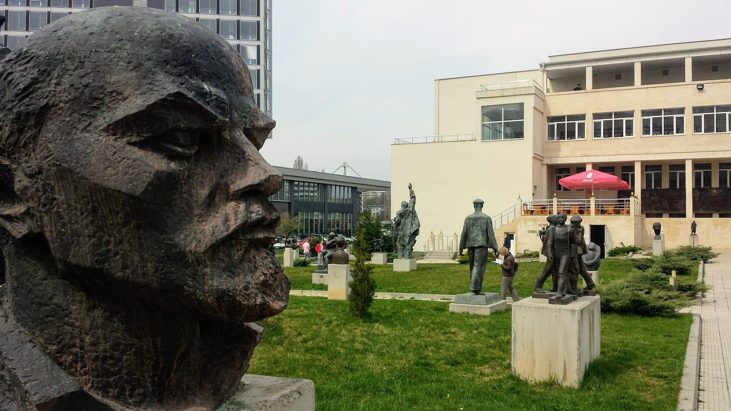 Museum of Socialist Art, Sofia