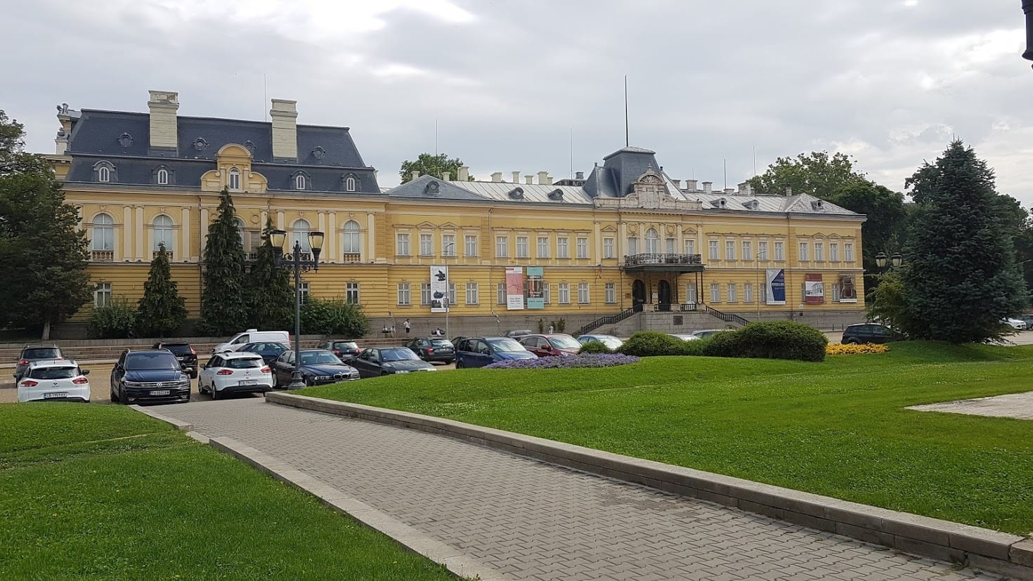 National Art Gallery in Sofia