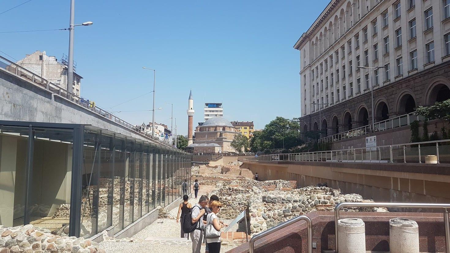 Serdica Archaeological Complex