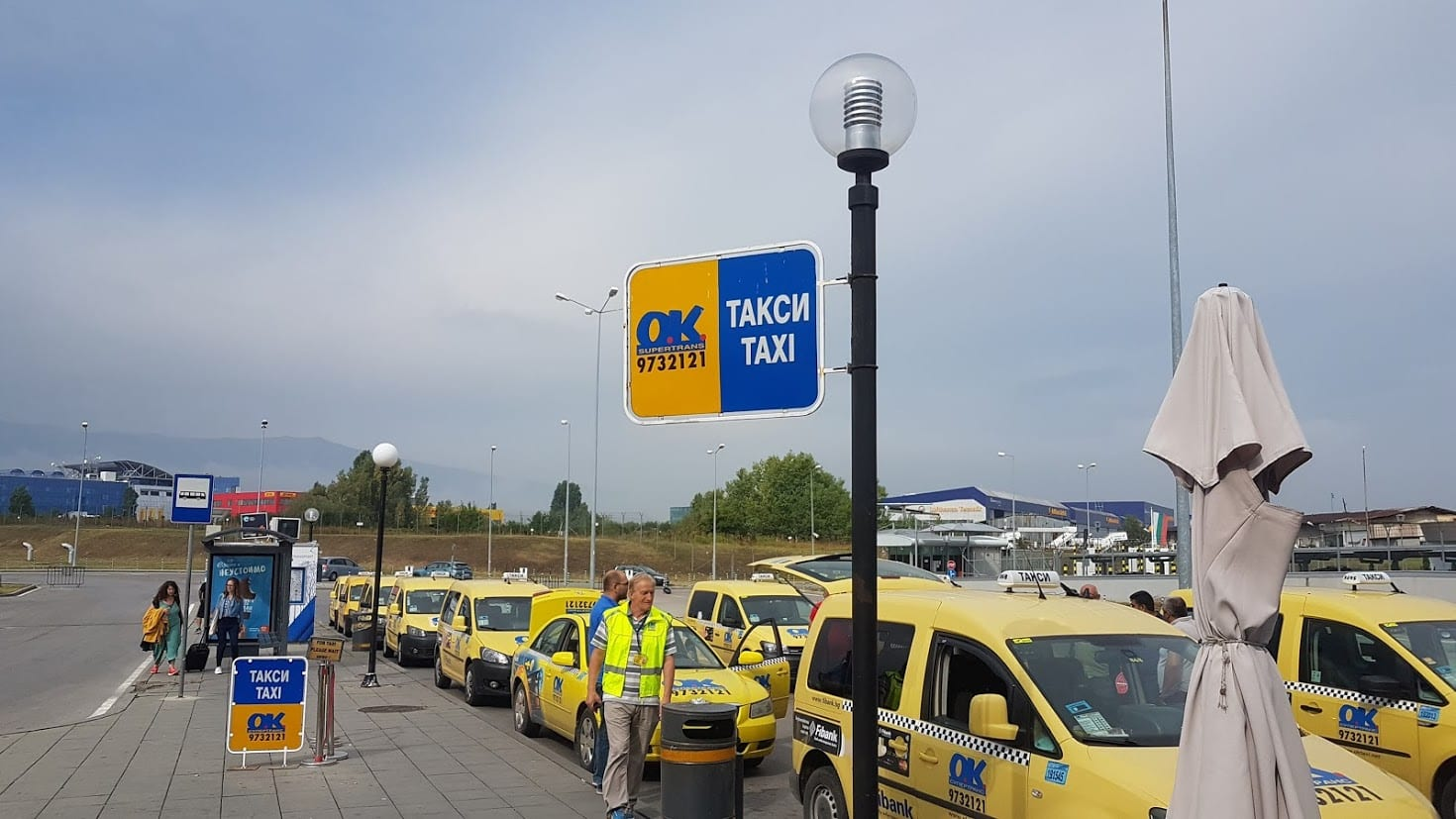 Sofia Airport Taxis