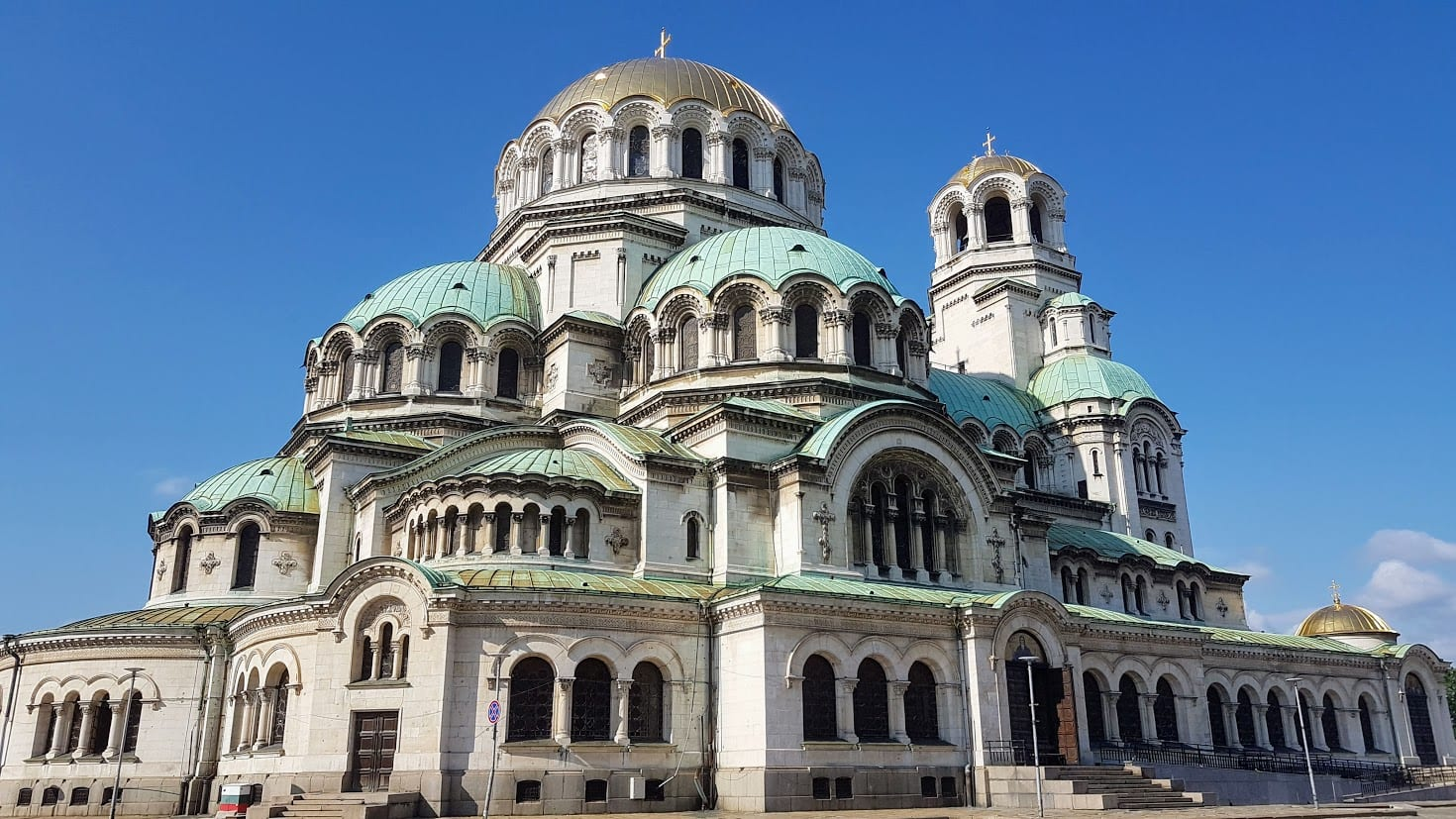Things to see in Sofia in 1 day