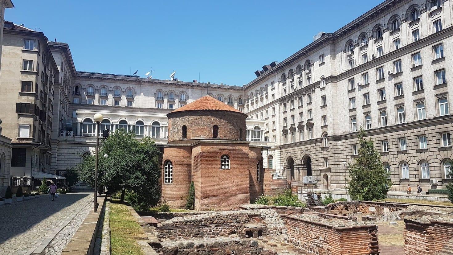 St. George Rotunda in Sofia