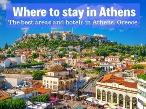 Where to stay in Athens, Greece - The best areas and hotels in Athens