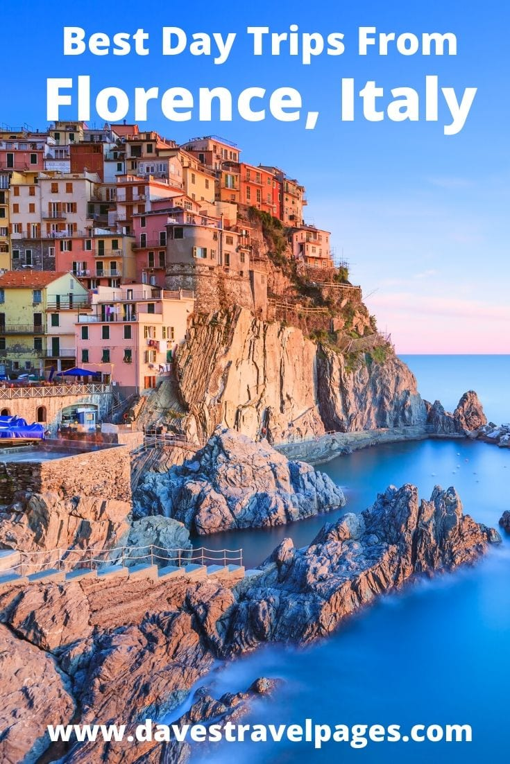 Choose from these best day trips from Florence for the perfect vacation in Italy