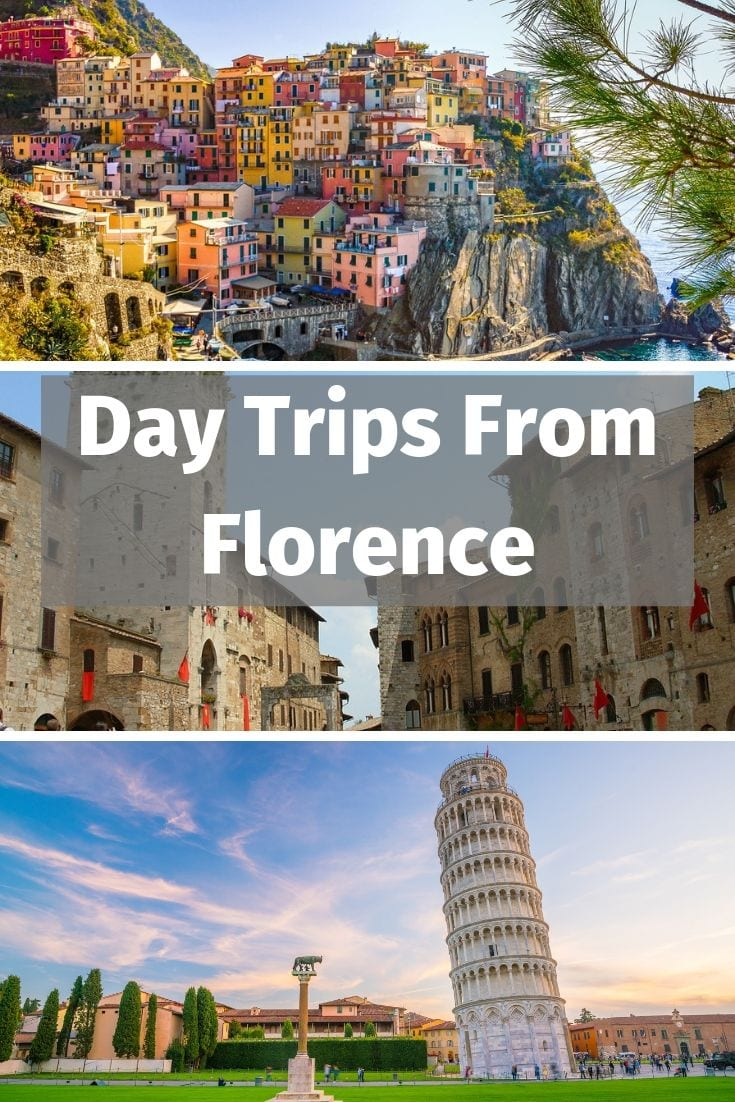 Florence Day Trips Tuscany Italy