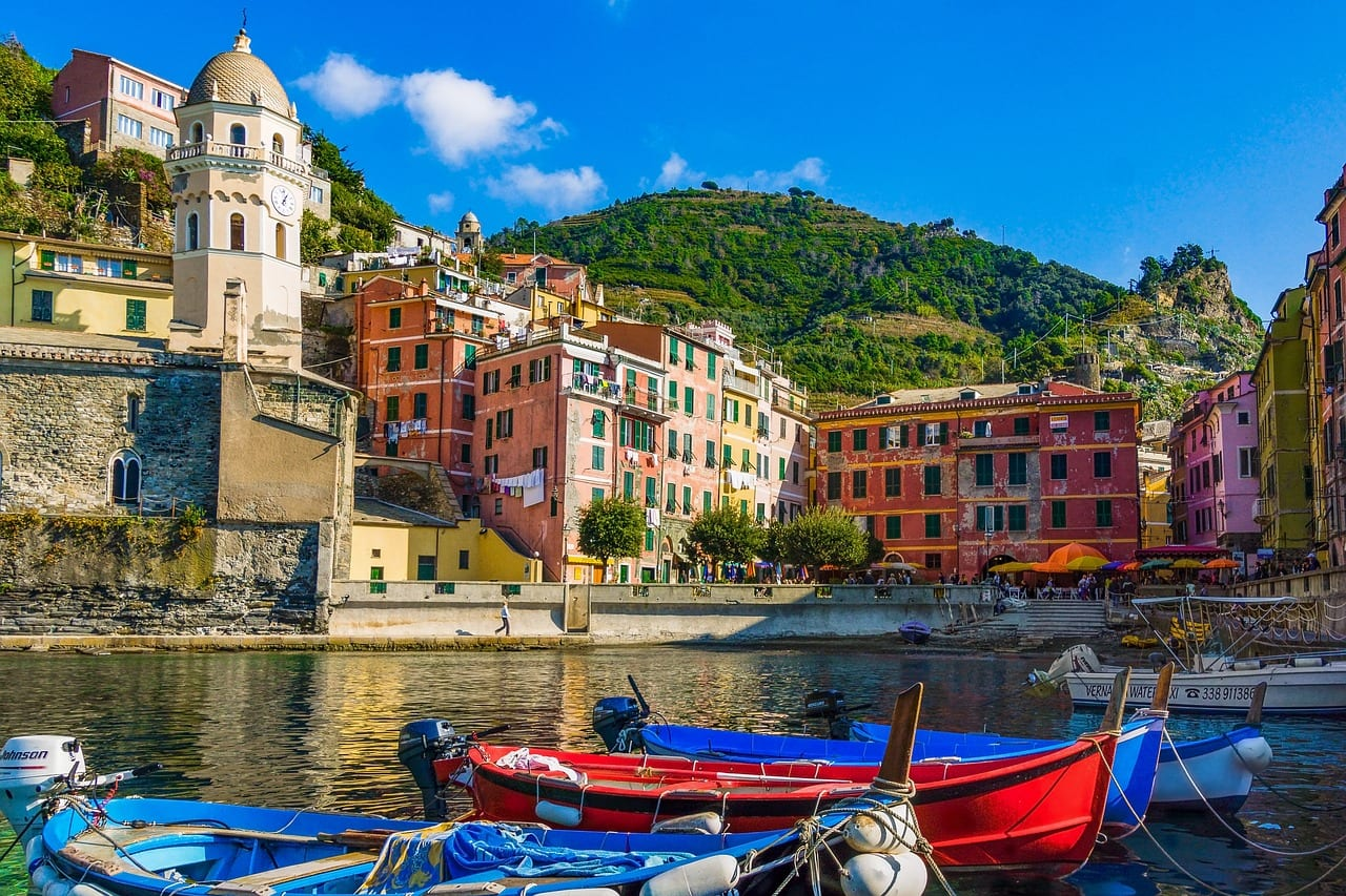 Day trips from Florence to Cinque Terre in Tuscany