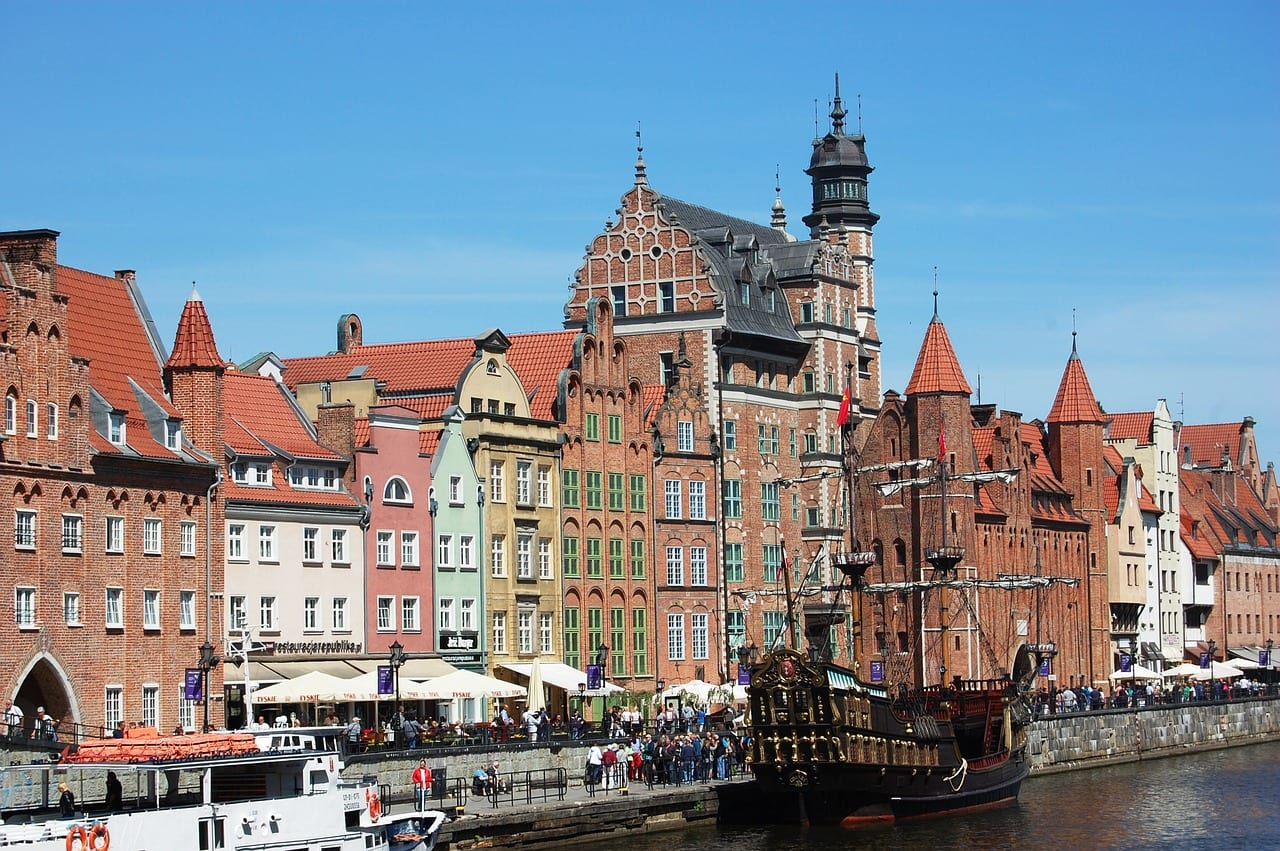 Gdansk Old Town