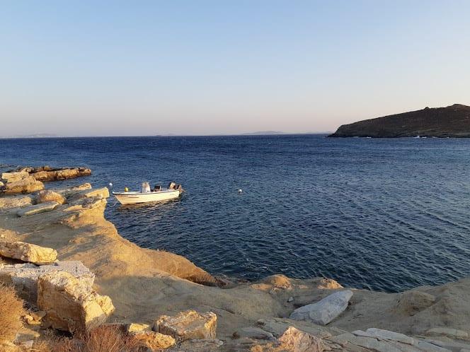 Agios Ioannis Porto Beach in Tinos