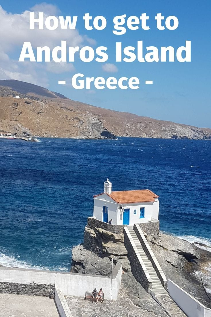 How to get to Andros Island in Greece
