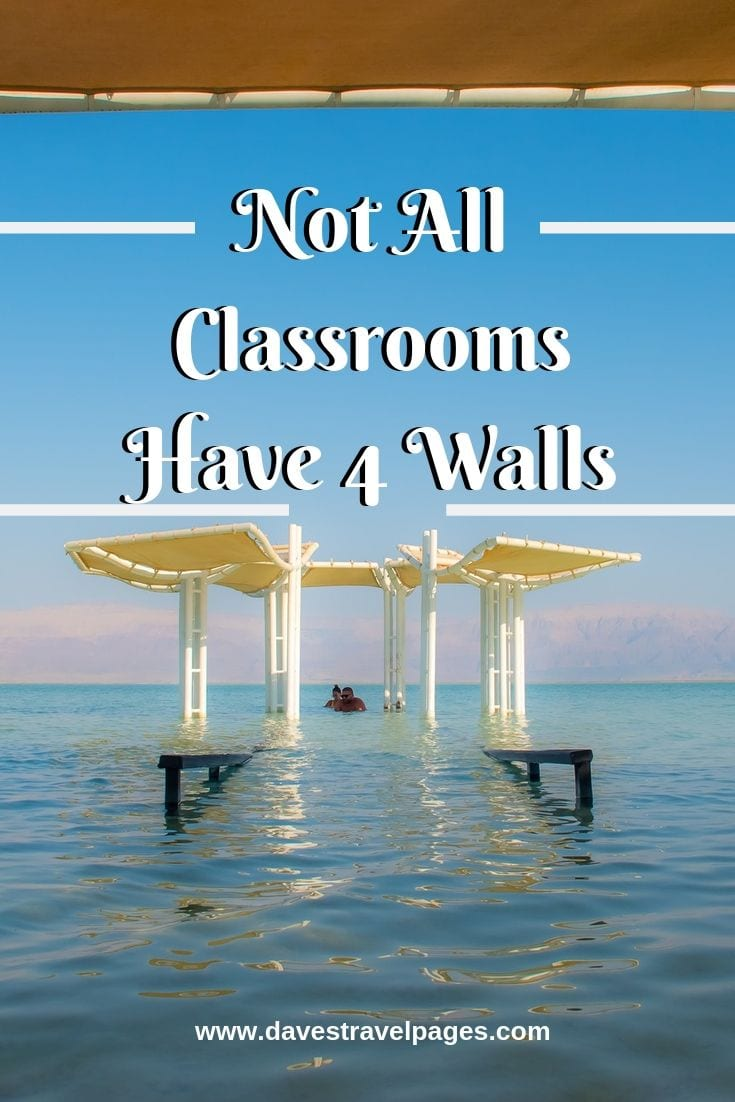 """""""Not All Classrooms Have 4 Walls."""""""