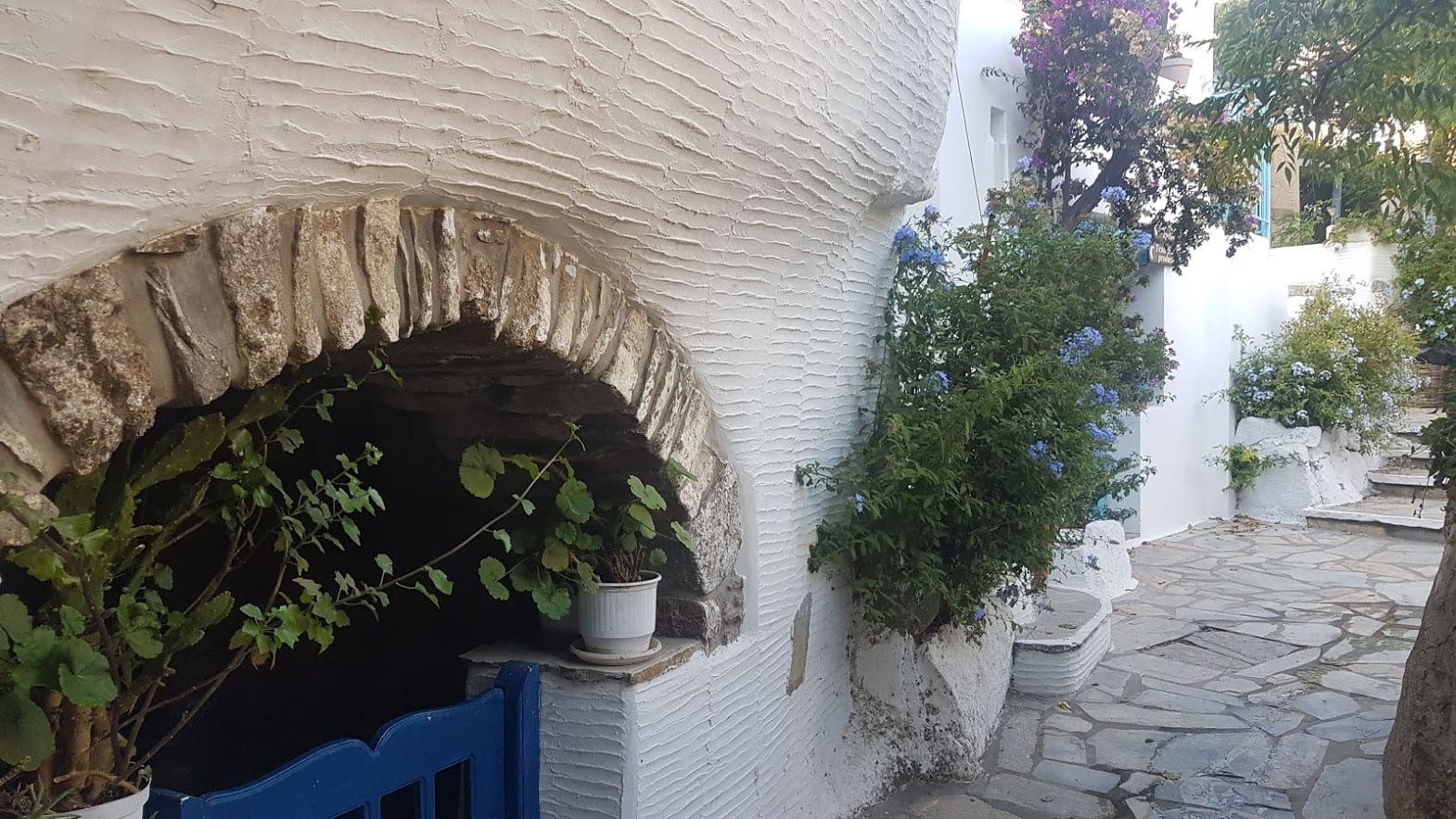 Exploring Tinos Island in Greece