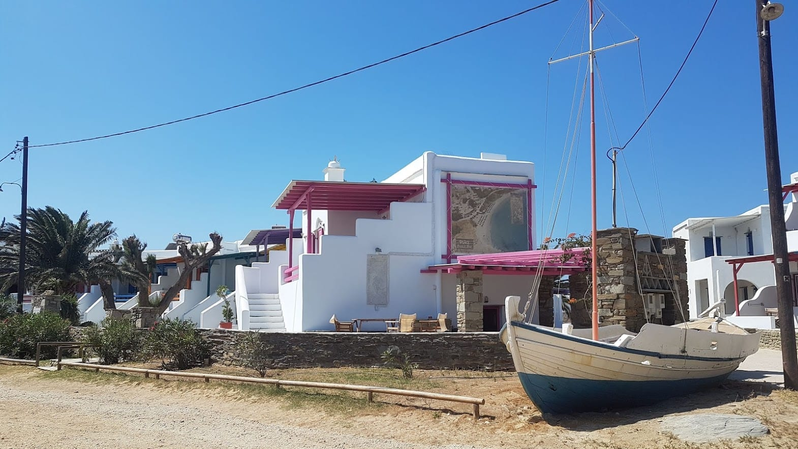 Where to stay in Tinos island Greece