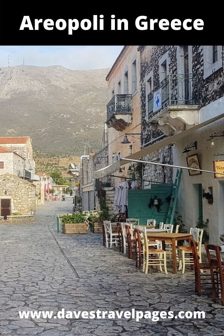 A guide to visiting Areopoli in Greece