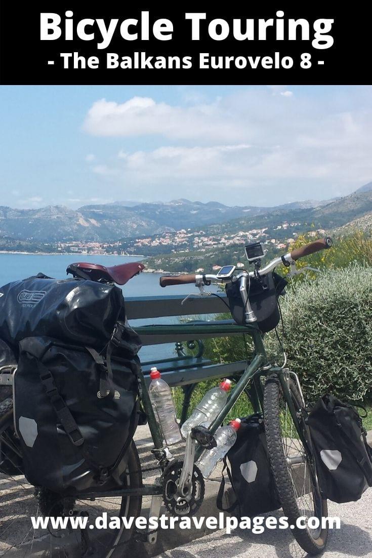 Bike touring through the Balkans on Eurovelo 8