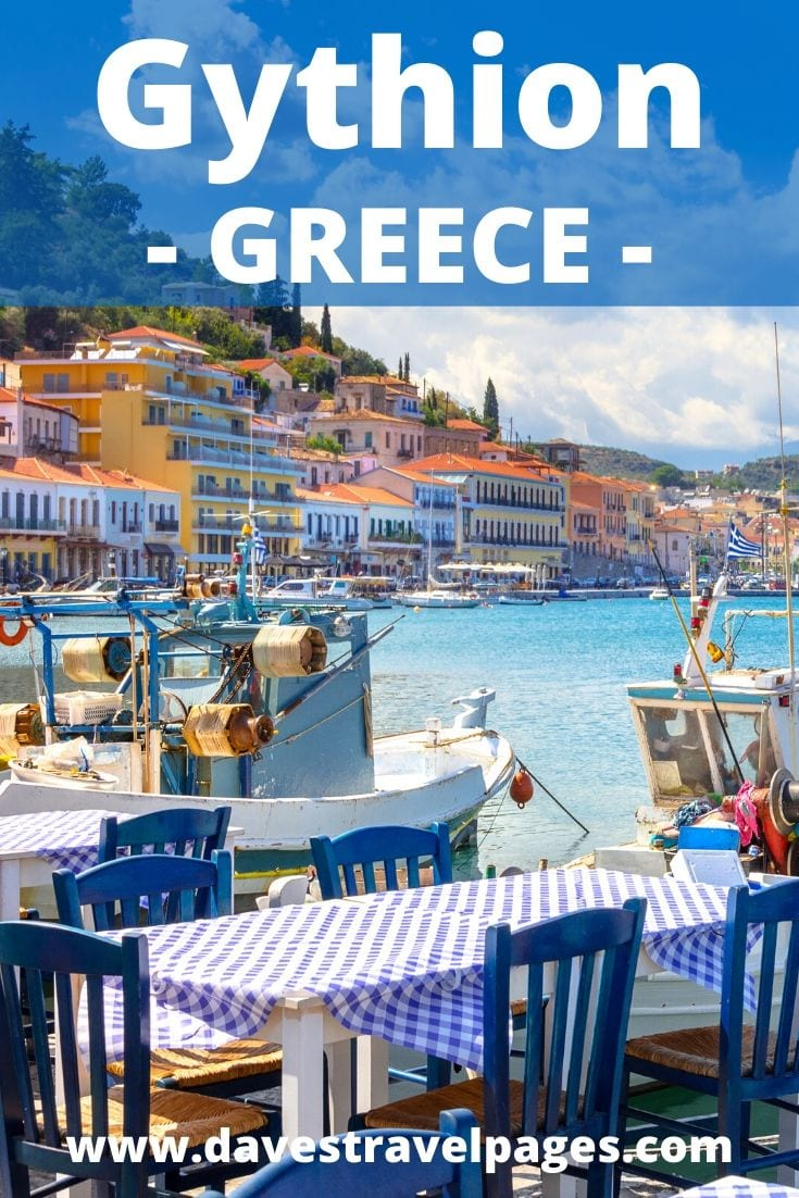 Things to do in Gythion, Greece