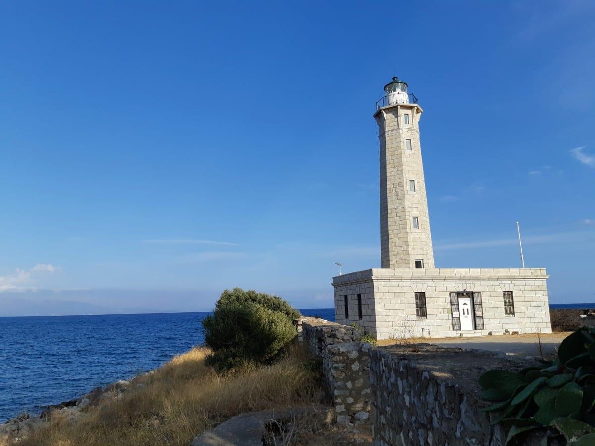The Lighthouse of Gythio, Peloponnese