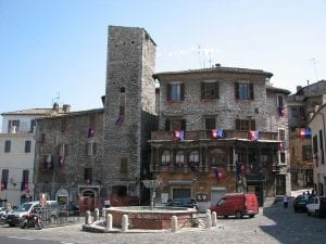Narni in Italy