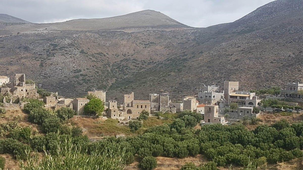 Vathia – Mani Village Of Stone Towers