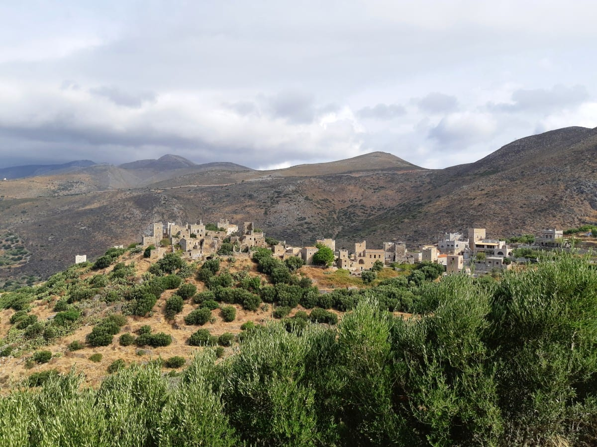 Vathia village