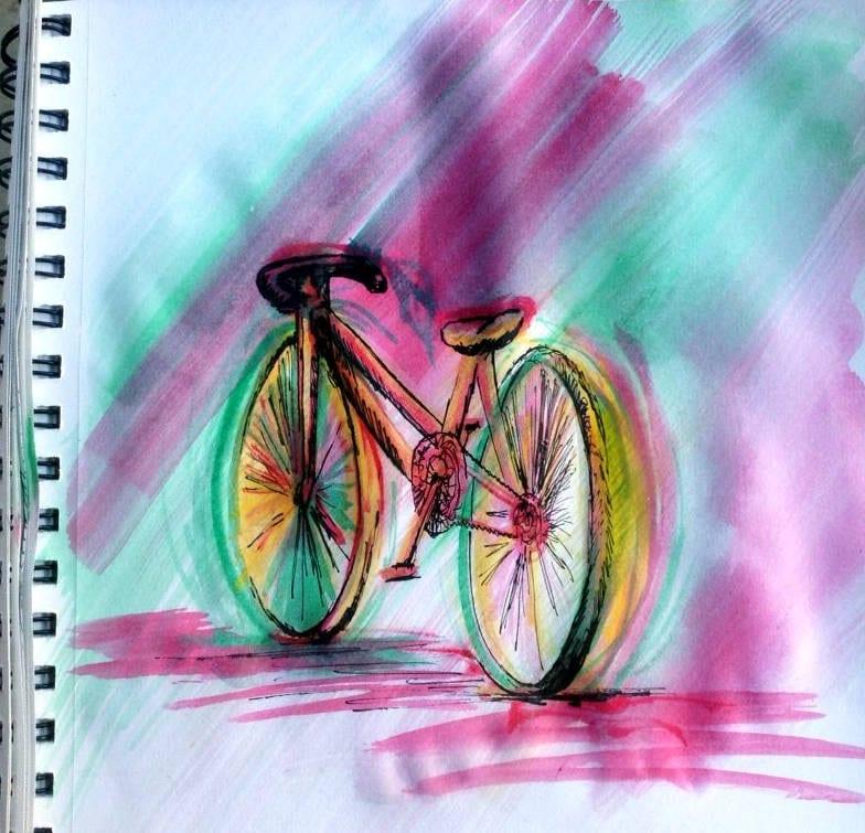 Cat's cycling diary