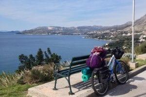 Bikepacking in Croatia