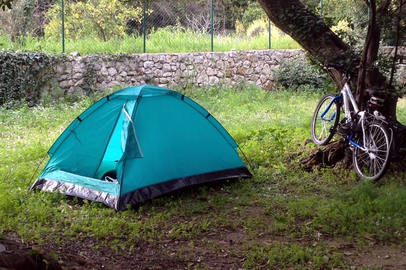 Camping in Cavtat