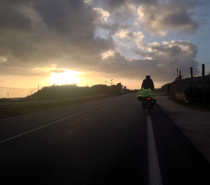 Cycling the Mediterannean